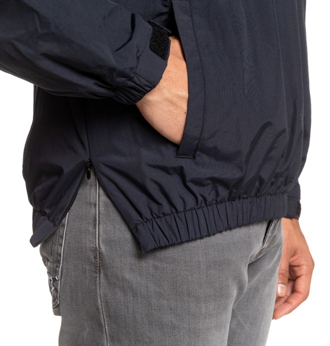 Crawhall - Half-Zip Hooded Anorak  EDYJK03207