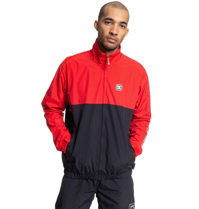 Ah Bon - Water-Resistant Windbreaker for Men  EDYJK03208