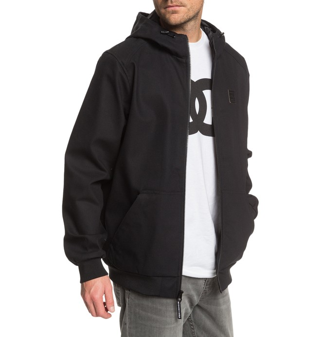 Ellis - Water-Resistant Hooded Jacket  EDYJK03223