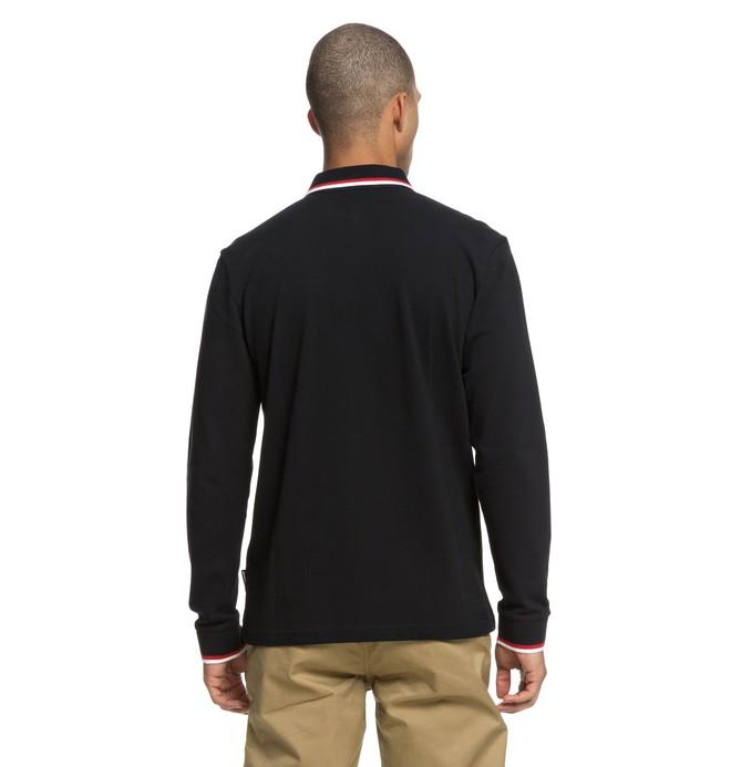 Lakebay - Long Sleeve Polo Shirt for Men  EDYKT03428