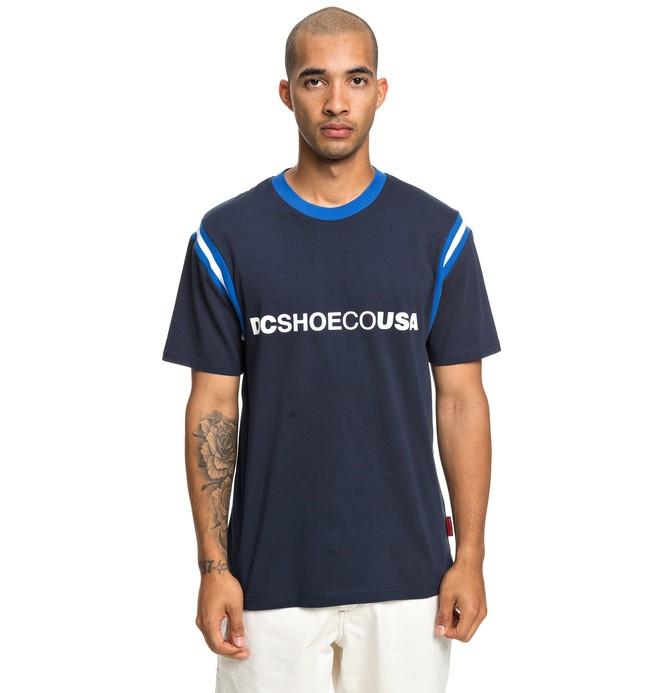 0 Kesters - T-Shirt für Männer Blau EDYKT03445 DC Shoes