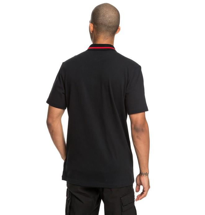 New Lakebay - Short Sleeve Polo Shirt for Men  EDYKT03456