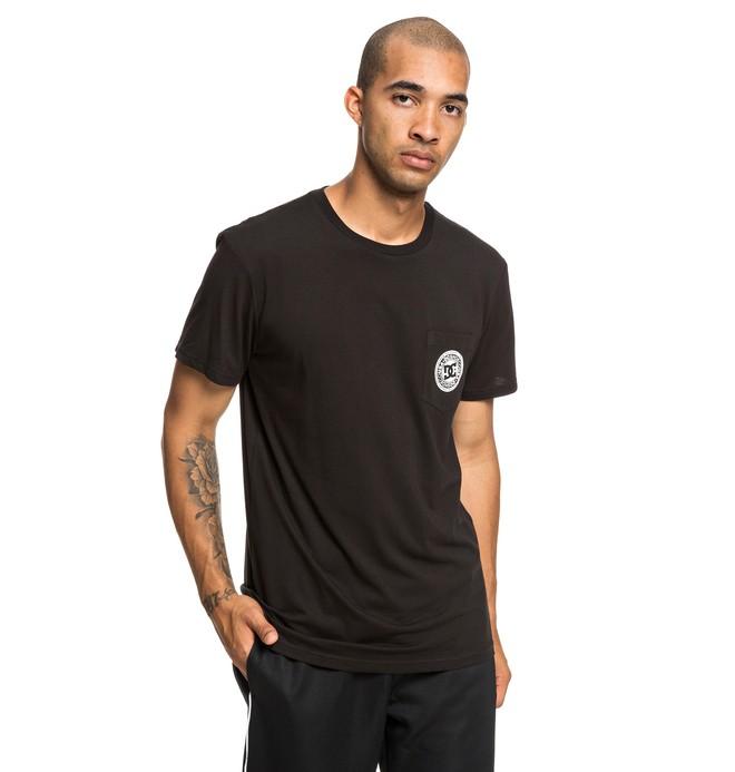 0 Basic - T-Shirt for Men Black EDYKT03458 DC Shoes