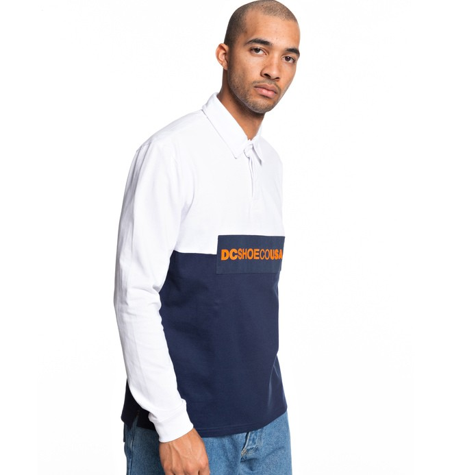 Waumbeck - Long Sleeve Polo Shirt  EDYKT03471