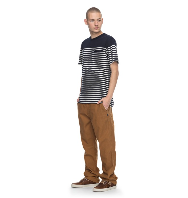 Uncompromised - Canvas Trousers for Men EDYNP03120