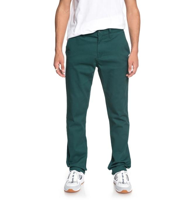 0 Worker - Chinos für Männer Grün EDYNP03132 DC Shoes