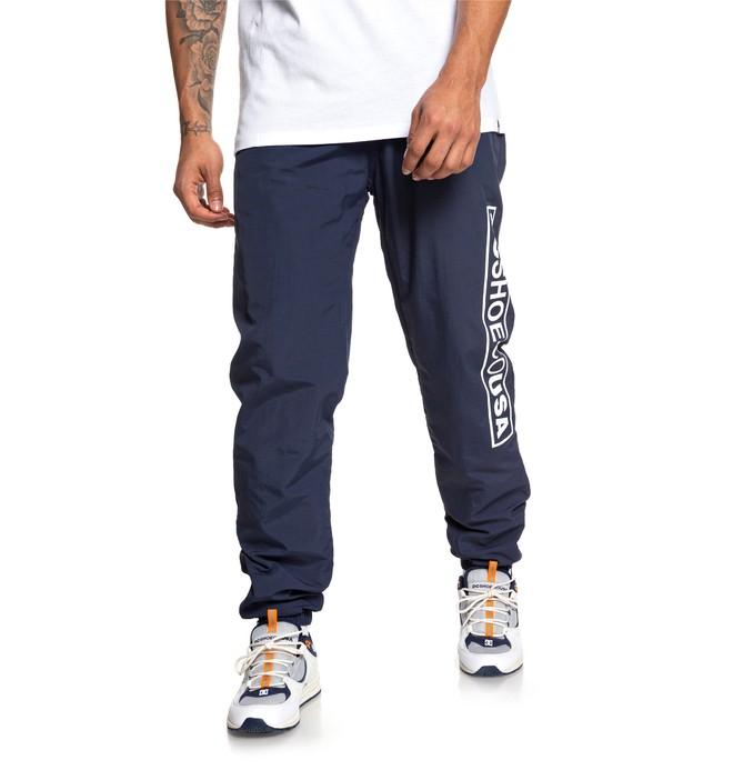 0 Ah Bon - Pantalón de Chándal para Hombre Azul EDYNP03156 DC Shoes