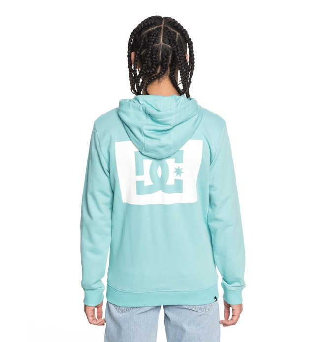 Stage Box - Zip-Up Hoodie for Men EDYSF03156