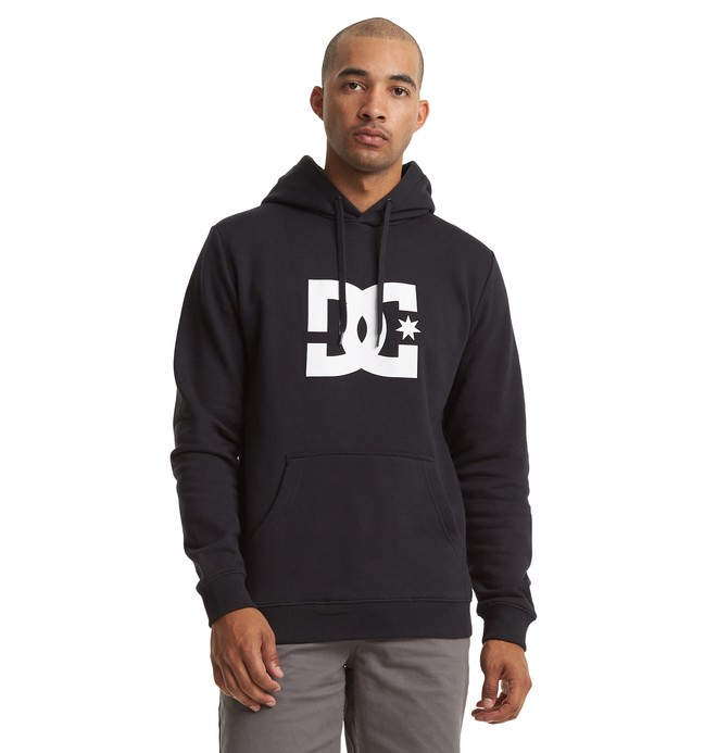 0 Star Hoodie Blue EDYSF03165 DC Shoes