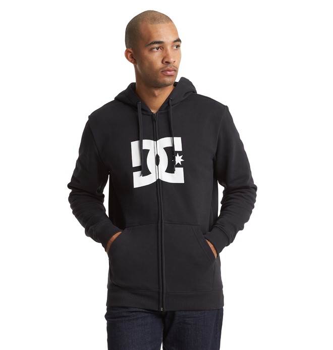 0 Star Zip-Up Hoodie  EDYSF03173 DC Shoes