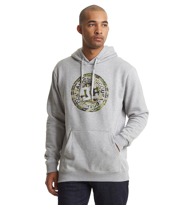 0 Circle Star Hoodie  EDYSF03214 DC Shoes
