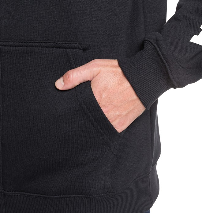 Circle Star - Zip-Up Hoodie for Men  EDYSF03216