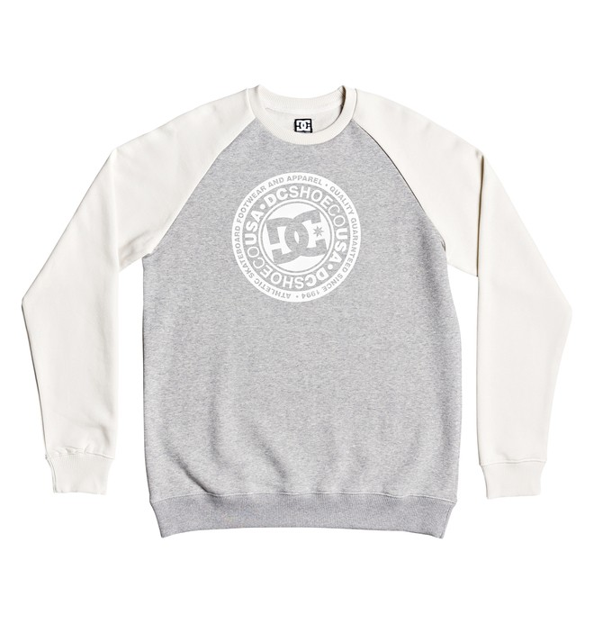 0 Circle Star - Sweatshirt Black EDYSF03217 DC Shoes