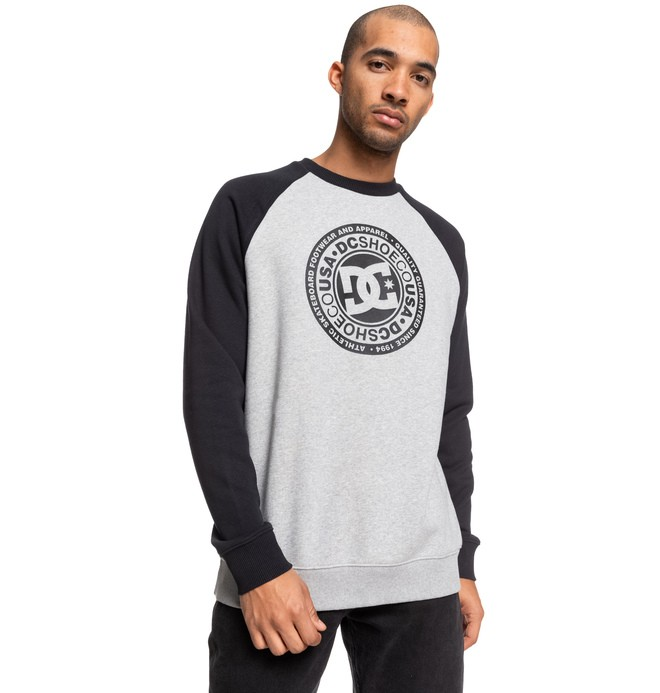 0 Circle Star Sweatshirt  EDYSF03217 DC Shoes