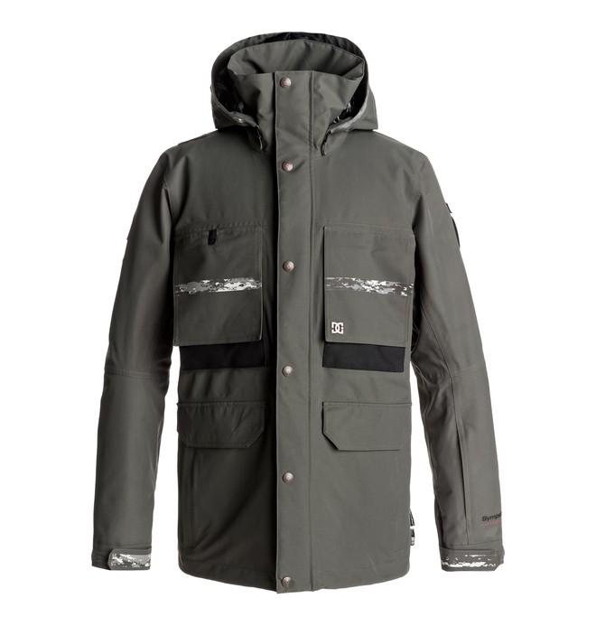 0 Company SPT Snow Jacket Black EDYTJ03037 DC Shoes