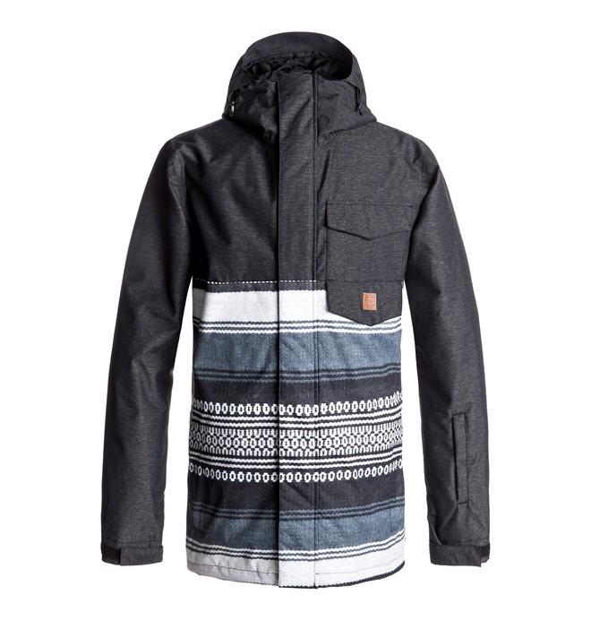 0 Merchant - Chaqueta Para Nieve para Hombre Negro EDYTJ03044 DC Shoes