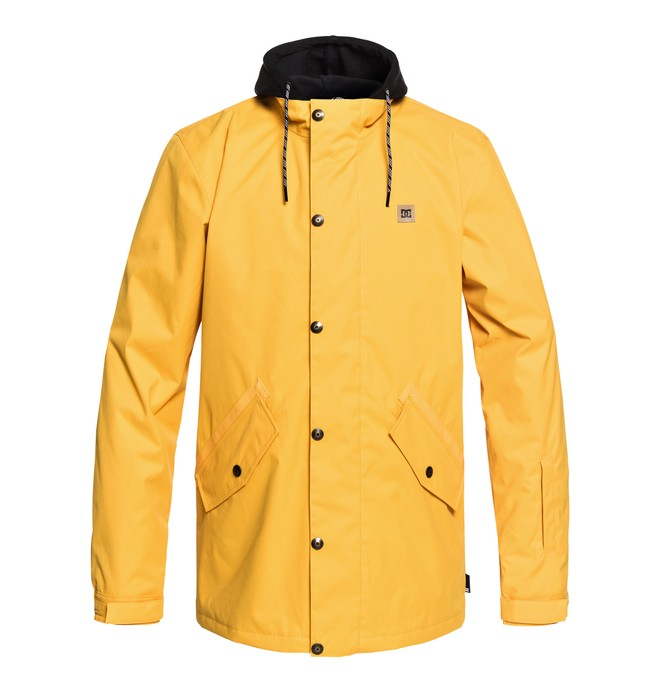 0 Chaqueta para Nieve Union Amarillo EDYTJ03064 DC Shoes