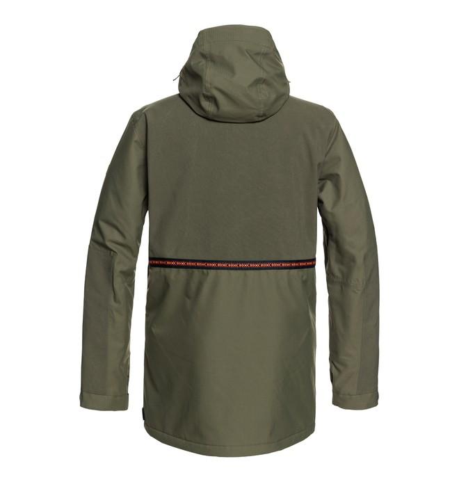 Summit - Parka Snow Jacket for Men EDYTJ03068