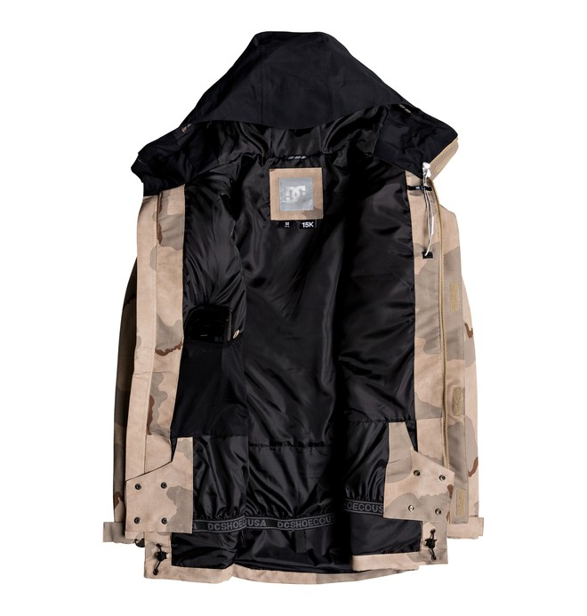 Haven - Snow Jacket for Men  EDYTJ03070