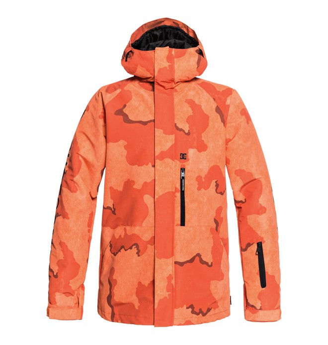 0 Ripley Snow Jacket Orange EDYTJ03072 DC Shoes