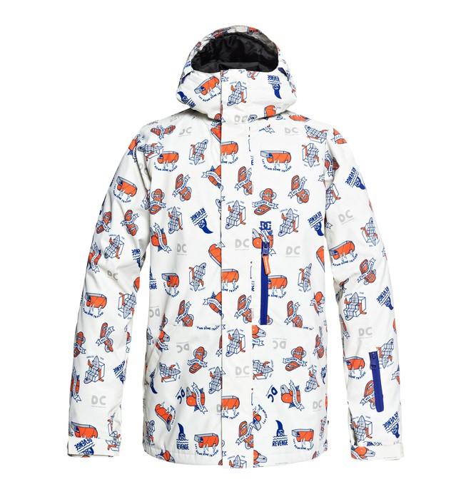 0 Ripley - Snow Jacke für Männer Violett EDYTJ03072 DC Shoes