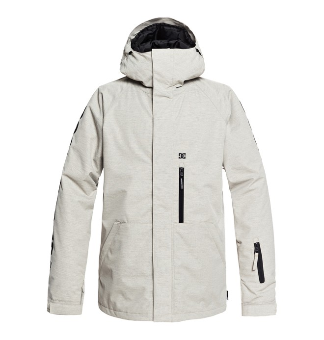 0 Ripley Snow Jacket White EDYTJ03072 DC Shoes