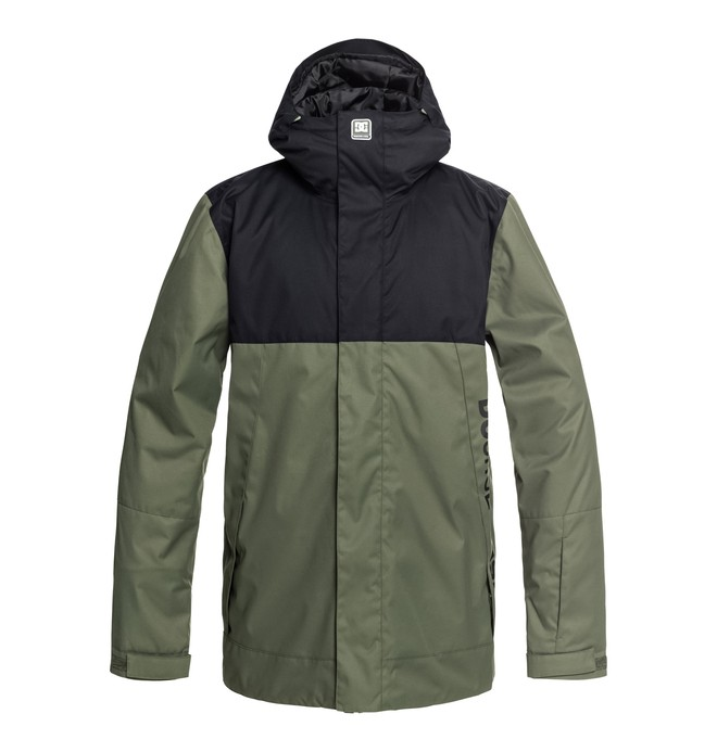 0 Defy Snow Jacket  EDYTJ03073 DC Shoes