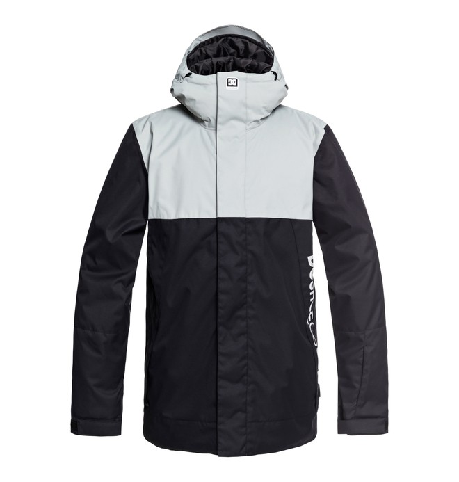 0 Defy Snow Jacket Black EDYTJ03073 DC Shoes