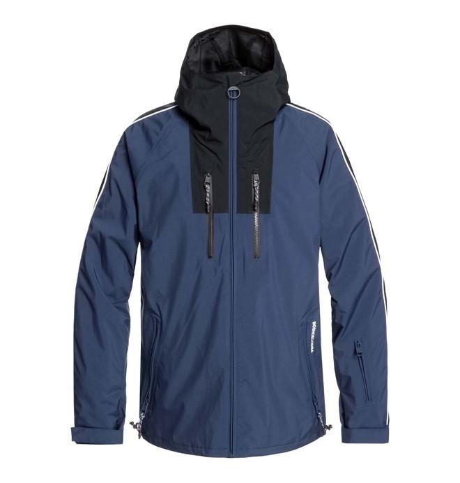 0 Palomar Snow Jacket Blue EDYTJ03086 DC Shoes