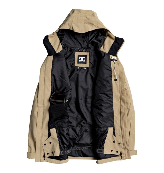 Servot - Snow Jacket  EDYTJ03090