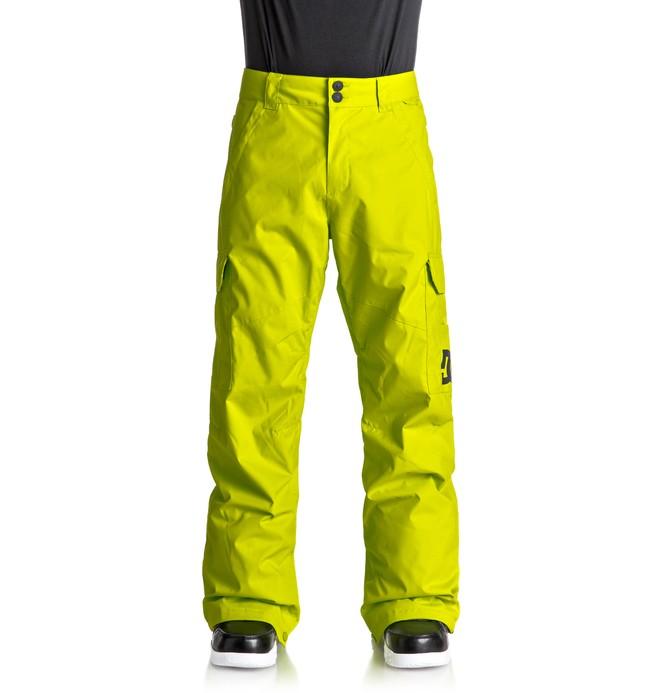 0 Banshee - Snow-Hose für Männer Grün EDYTP03028 DC Shoes