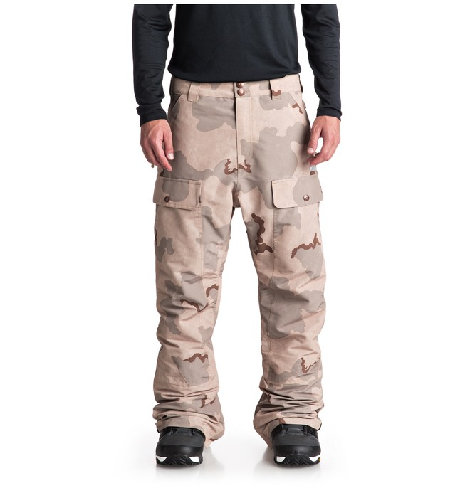 0 Asylum Snow Pants  EDYTP03033 DC Shoes