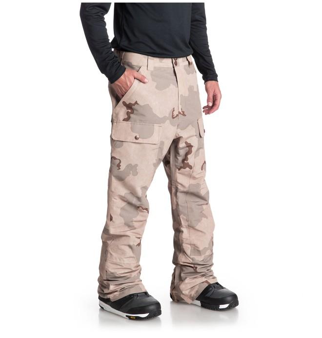 Asylum - Shell Snow Pants for Men EDYTP03033