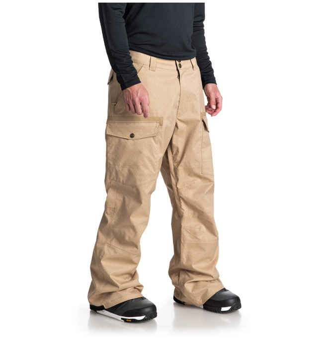 Code - Shell Snow Pants for Men  EDYTP03035