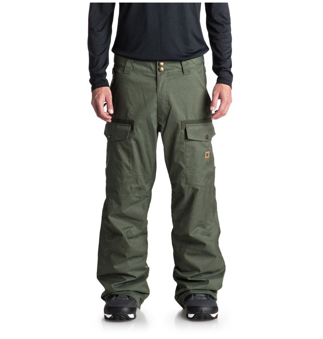 0 Code Snow Pants  EDYTP03035 DC Shoes