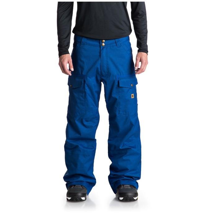 0 Code - Pantalón shell para nieve para Hombre Violeta EDYTP03035 DC Shoes