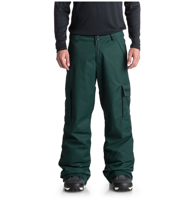 0 Banshee - Pantalones Para Nieve para Hombre Verde EDYTP03036 DC Shoes