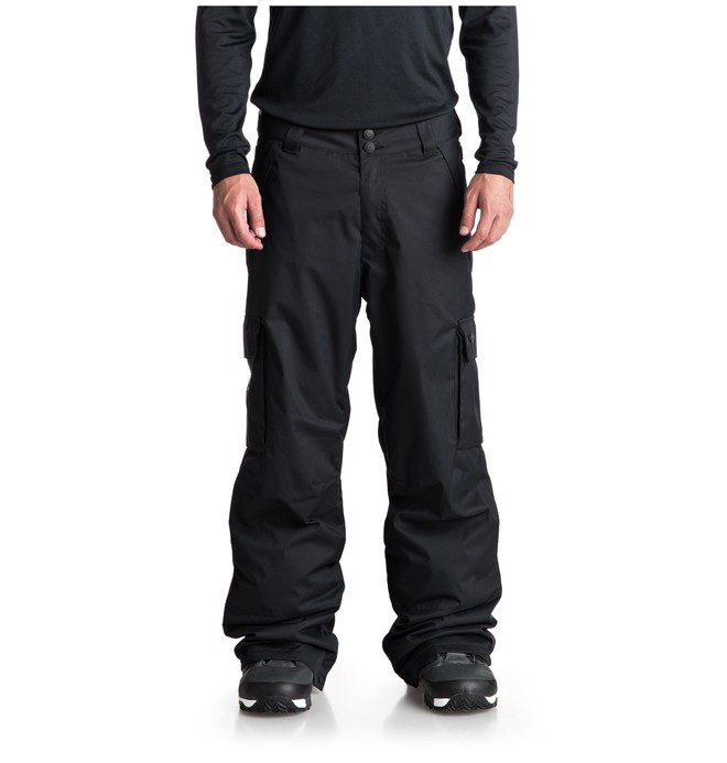 0 Banshee Snow Pants Black EDYTP03036 DC Shoes