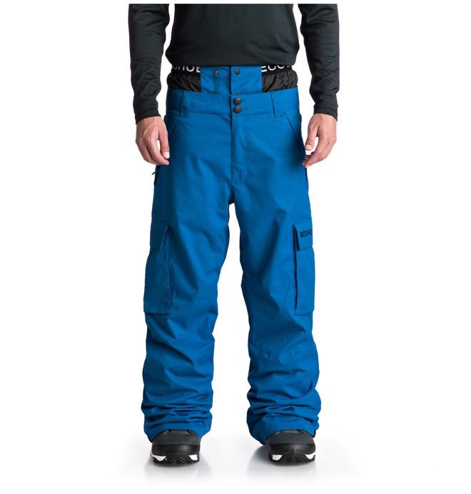 0 Сноубордические штаны Identity Фиолетовый EDYTP03037 DC Shoes