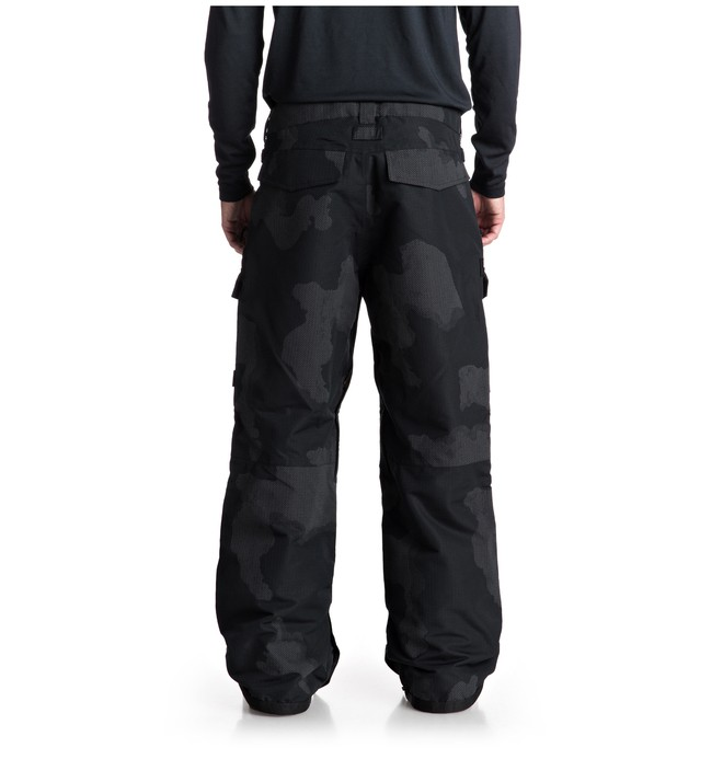 Code SE - Shell Snow Pants for Men  EDYTP03038