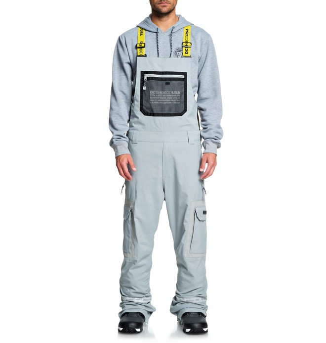 0 Revival Snow Bib Pants  EDYTP03040 DC Shoes