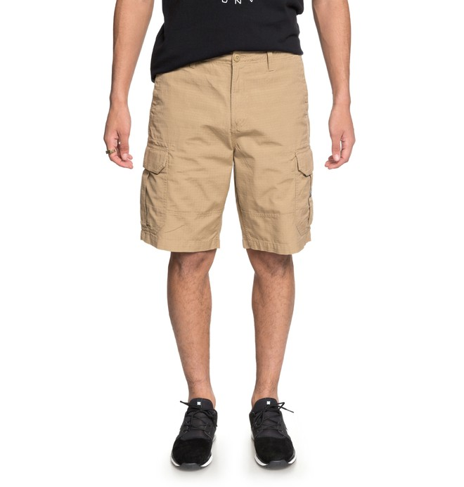 "0 Ripstop 21"" Cargo Shorts Brown EDYWS03054 DC Shoes"