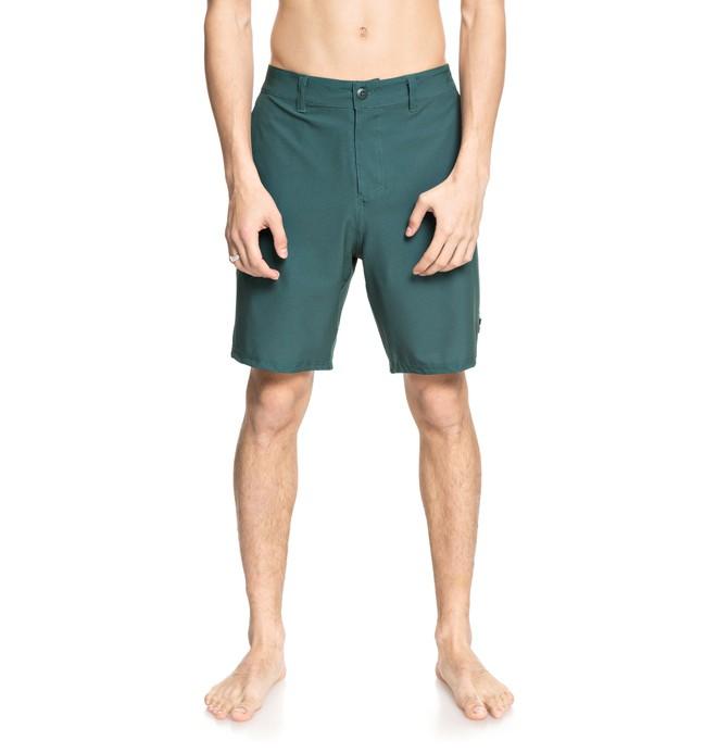 "0 Base Camp 19"" - Amphibian-Shorts für Männer Grün EDYWS03097 DC Shoes"