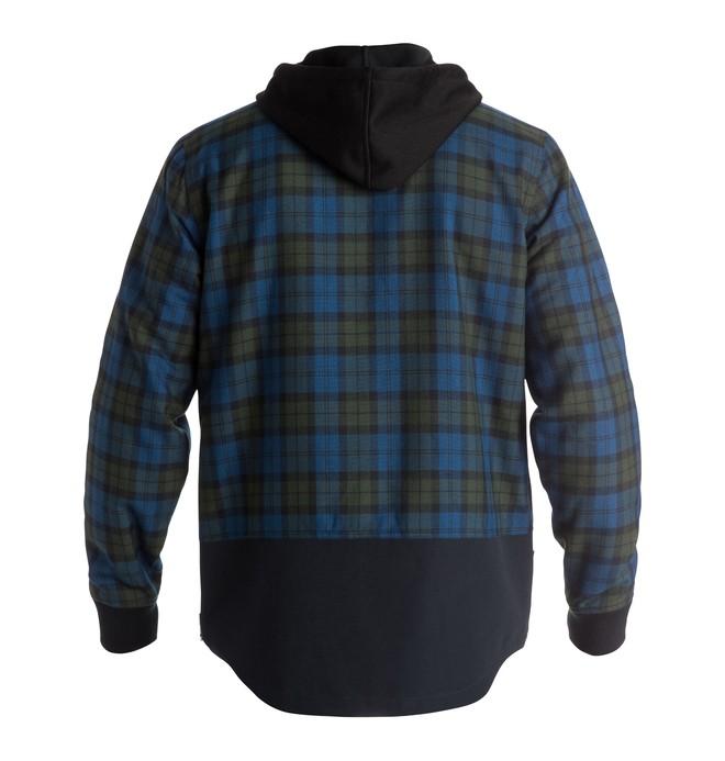 Backwoods Flannel - Riding Shacket EDYWT03115