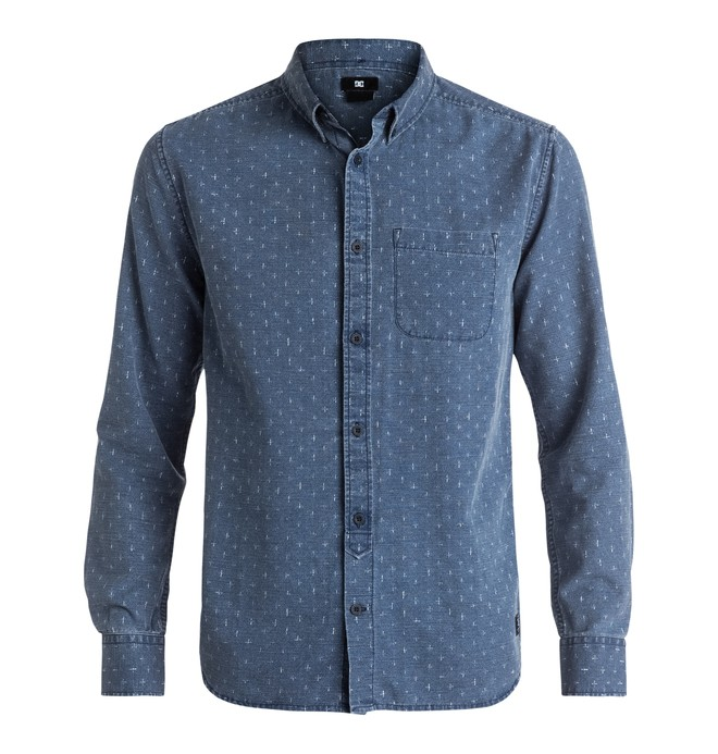 0 Men's Sidnaw Long Sleeve Shirt  EDYWT03136 DC Shoes