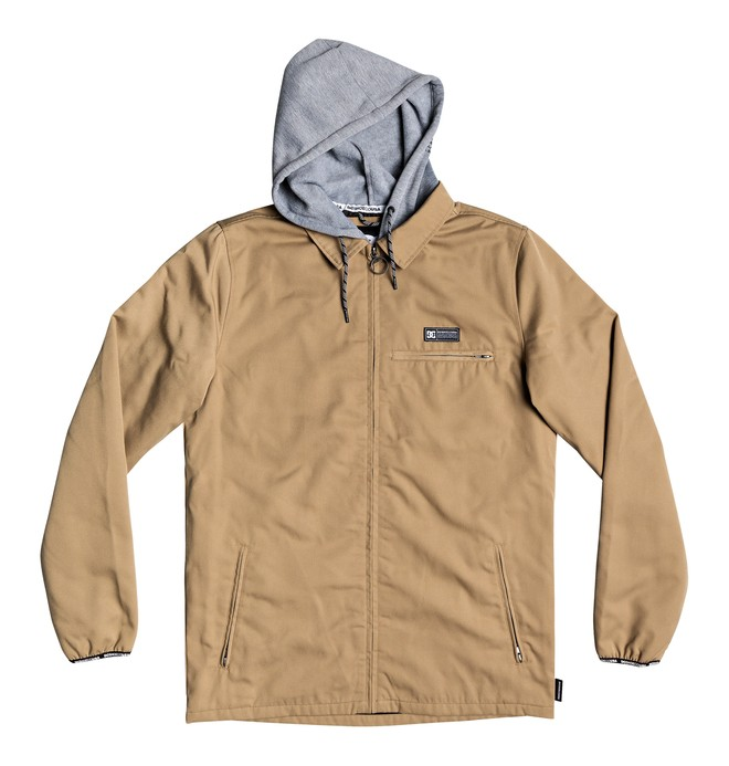 Yardbird - Hooded Water-Resistant Jacket  EDYWT03231