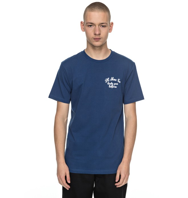 0 Squander - Camiseta para Hombre  EDYZT03686 DC Shoes