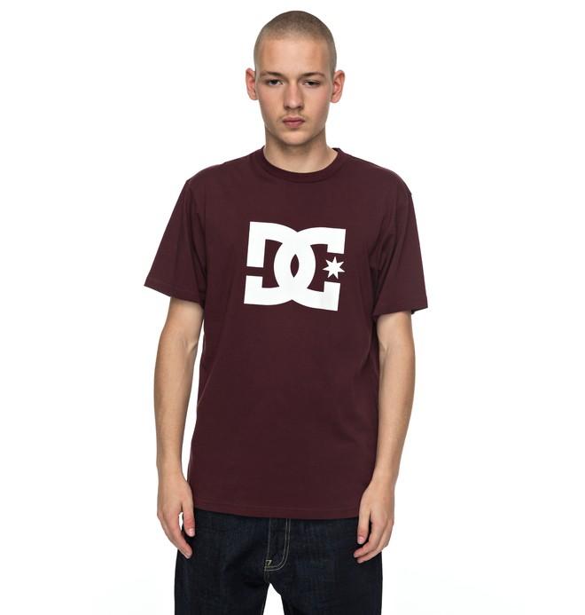 0 Star - T-Shirt für Männer Rot EDYZT03721 DC Shoes