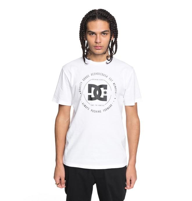 0 Rebuilt - T-Shirt für Männer Weiss EDYZT03728 DC Shoes
