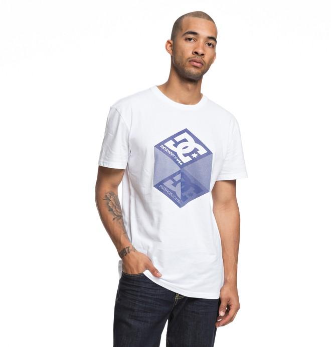 0 Volume - T-Shirt for Men White EDYZT03835 DC Shoes